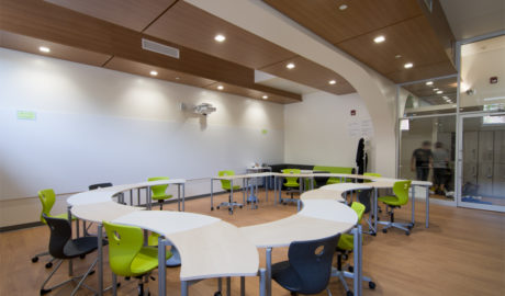Royal St. George's College – Middle School Renovation