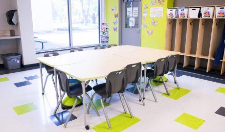 Centre pédagogique Lucien-Guilbault – Elementary Common Area