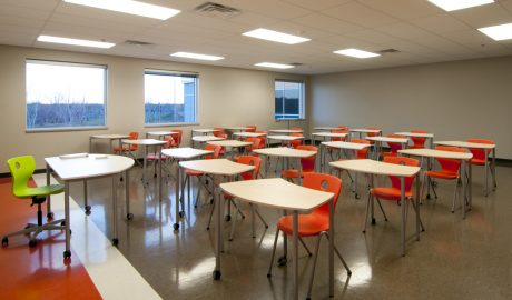 Citoyen College – classroom