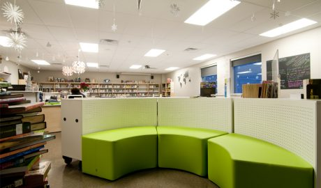 Citoyen College – Laval, QC – Library