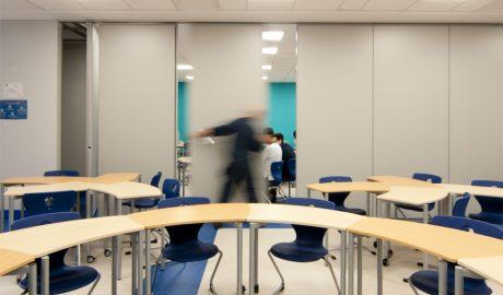 Collège de Montréal – Montreal – Flexible Shift+ Classroom