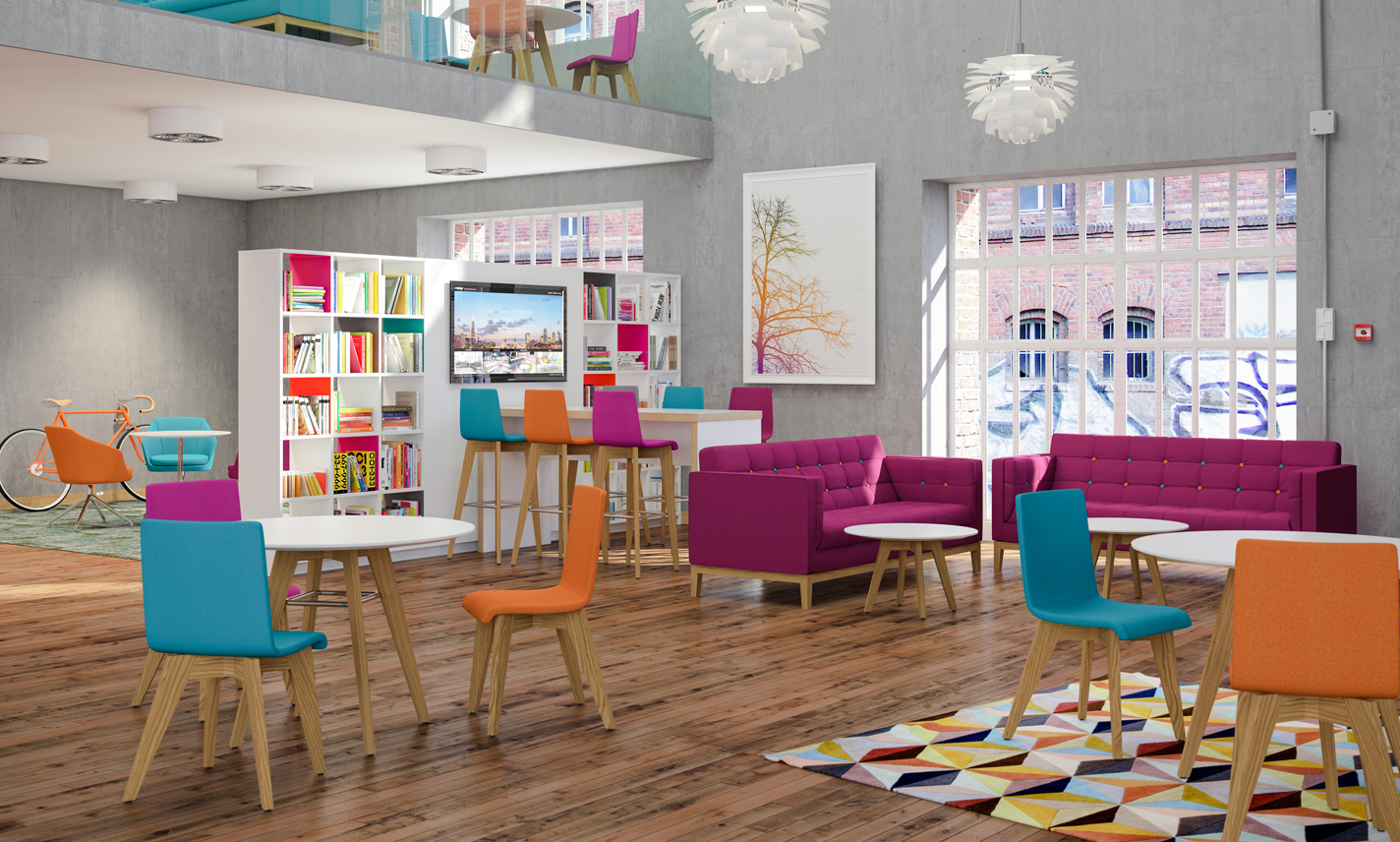 Social Space Design and Fitout