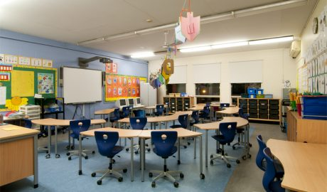 Hebrew Foundation School – Montreal West-Island – Shift+ Technology Classroom