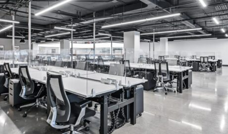 Open Desking COVID-19 Solutions
