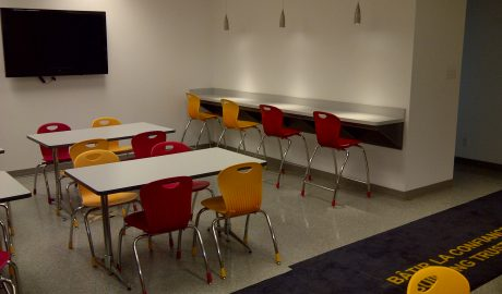 Sika Canada – Pointe-Claire – Cafeteria