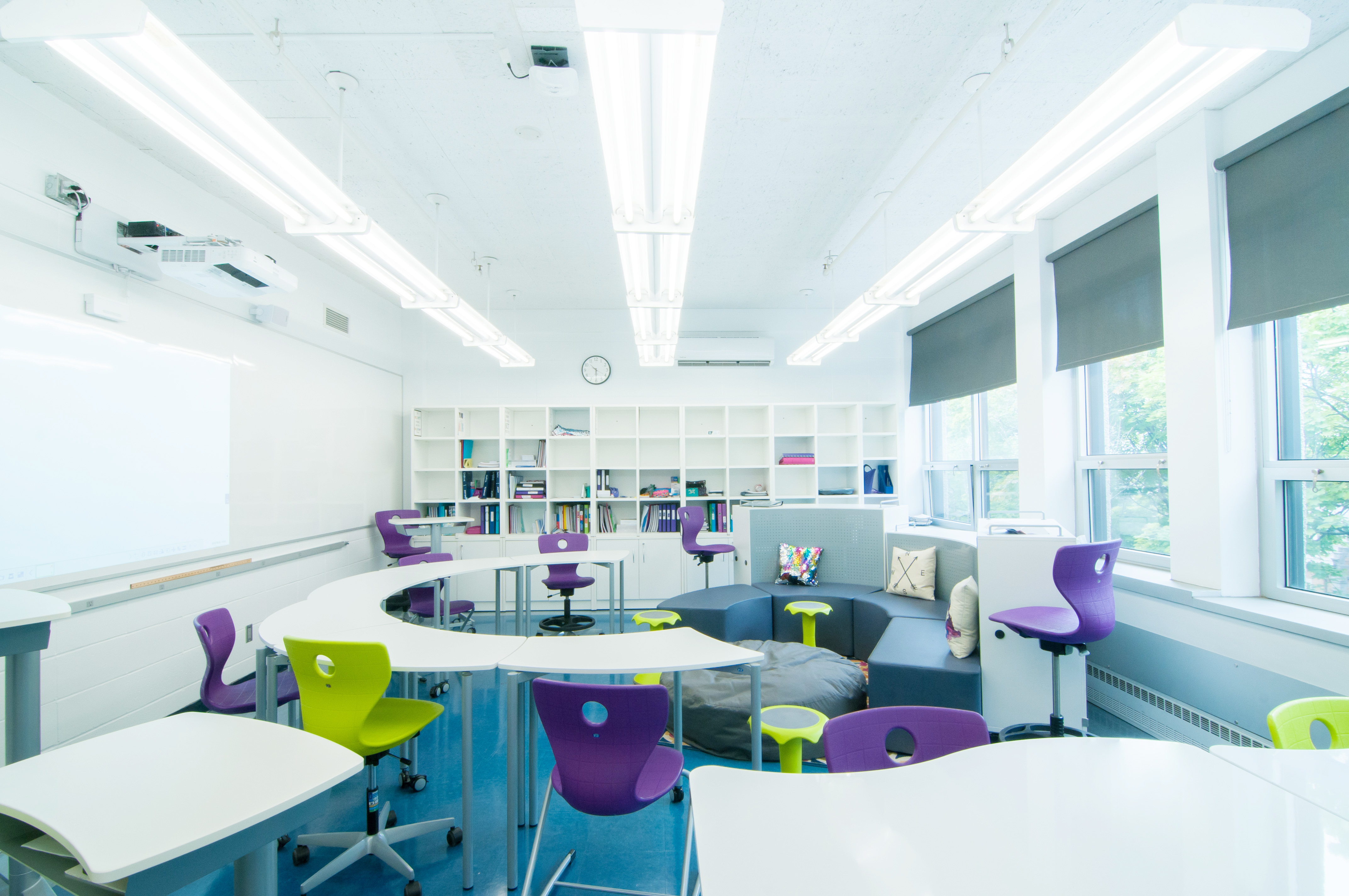 Multi-Functional Modern Learning Space