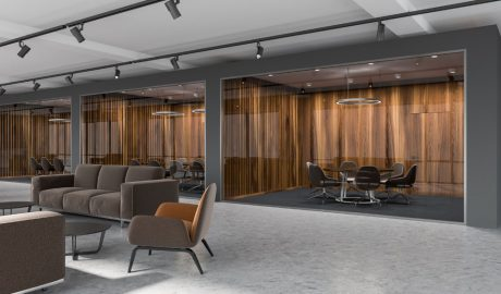 Luxury Veneer Conference Rooms