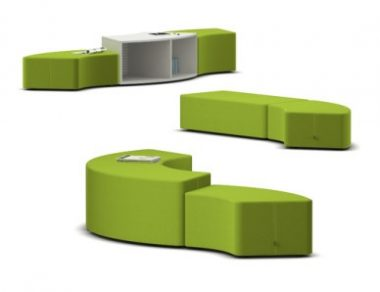 soft seating benches
