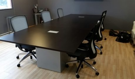 Sennheiser – Pointe-Claire, QC – Conference Table and Chairs