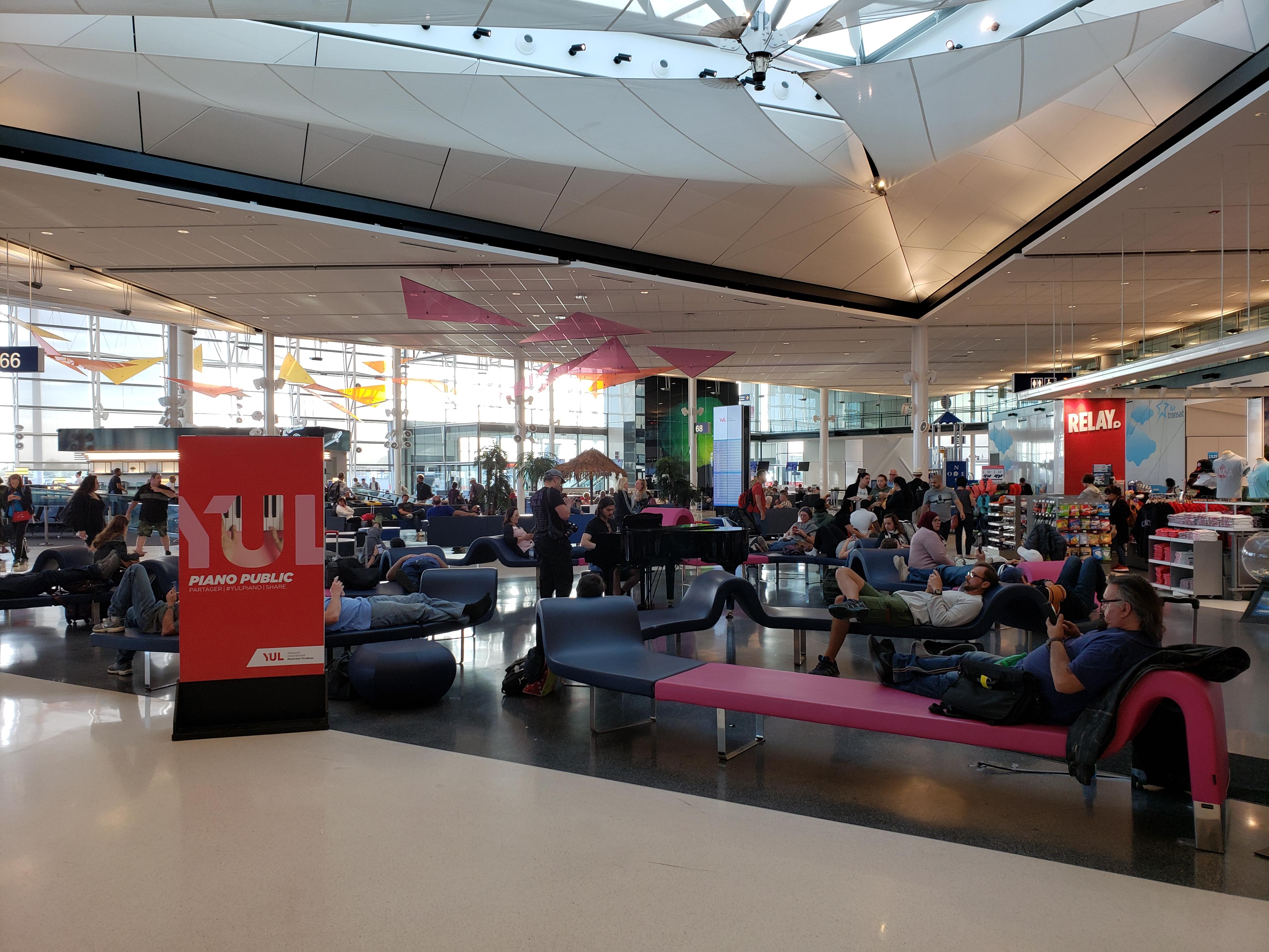 Montréal International Airport