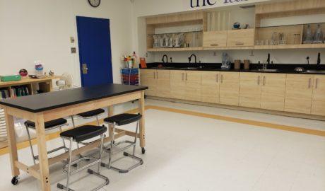 Joan of Arc Academy – Laboratory