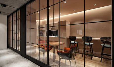 Kitchens and break rooms