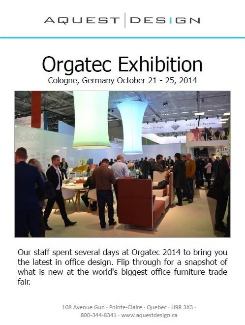 Orgatec Exhibition 2014